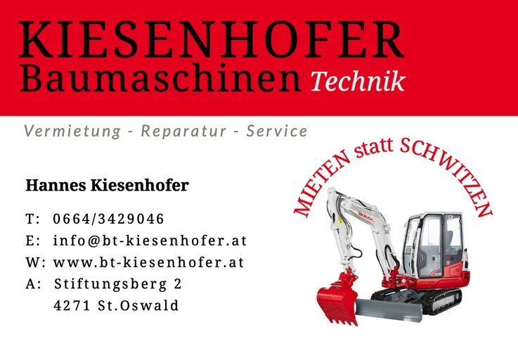 Bautechnik Kiesenhofer
